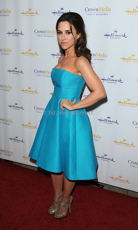 Lacey Chabert arriving at Hallmark Movie Channel Presents 'The Color Of Rain' held at the Paley Center For Media Beverly Hills, CA. May 28, 2014.