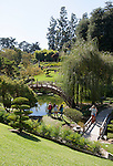 Japanese Garden, Huntington Gardens, California, CA, USA