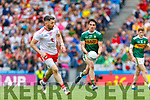 Brian Ó Beaglaoich, Kerry during the All Ireland Senior Football Semi Final between Kerry and Tyrone at Croke Park, Dublin on Sunday.