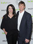 Lauren Graham and Peter Krause at The PaleyFest 2013 - Parenthood held at The Saban Theater in Beverly Hills, California on March 07,2013                                                                   Copyright 2013 Hollywood Press Agency