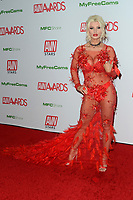 LAS VEGAS - JAN 12:  Brittany Andrews at the 2020 AVN (Adult Video News) Awards at the Hard Rock Hotel & Casino on January 12, 2020 in Las Vegas, NV