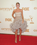Heidi Klum at The 63rd Anual Primetime Emmy Awards held at Nokia Theatre L.A. Live in Los Angeles, California on September  18,2011                                                                   Copyright 2011Debbie VanStory / iPhotoLive.com