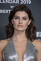 "Isabeli Fontana attends the gala night for official presentation of the Presentation of the Pirelli Calendar 2019 ""The cal"" held at the Hangar Bicocca. Milan (Italy) on december 5, 2018. Credit: Action Press/MediaPunch ***FOR USA ONLY***"