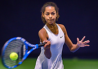 Hilversum, Netherlands, December 2, 2018, Winter Youth Circuit Masters, Jayden Lonwijk (NED)<br /> Photo: Tennisimages/Henk Koster