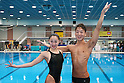 Synchronised Swimming: Selection Trial for Mixed Duet