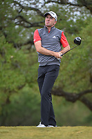 during Round 3 of the Valero Texas Open, AT&amp;T Oaks Course, TPC San Antonio, San Antonio, Texas, USA. 4/21/2018.<br /> Picture: Golffile   Ken Murray<br /> <br /> <br /> All photo usage must carry mandatory copyright credit (&copy; Golffile   Ken Murray)