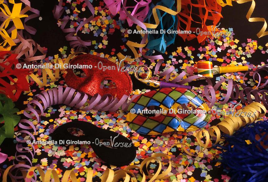 Frappe. Dolci tipici di Carnevale. Carnival sweets...