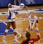 UK Volleyball 2012: Arkansas