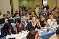 Evaluacion de la Cooperacion con la la Republica Dominicana 2011-2009.Seminario de Intercambio.Publico Participante .Fotos: Carmen Suárez/acento.com.do.Fecha: 12/09/2011.