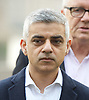 Sadiq Khan, Mayor of London and Olympian Katie Archibald announce world-famous Women&rsquo;s Tour coming to London for the first time on 11th June 2017.<br /> Potters Field outside City Hall, London, Great Britain <br /> 15th February 2017 <br /> <br /> <br /> <br /> Sadiq Khan <br /> <br /> <br /> <br /> <br /> <br /> Photograph by Elliott Franks <br /> Image licensed to Elliott Franks Photography Services