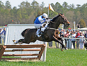 Meet At Eleven and Carl Rafter win the DuBose Cup for Todd McKenna at the Carolina Cup races.