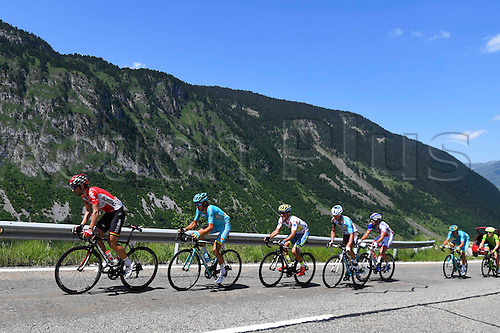 10.07.2016. Vielha Val d'Aran to Andorre Arcalis, France. Tour de France stage 9.  DE GENDT Thomas of Lotto Soudal during stage 9