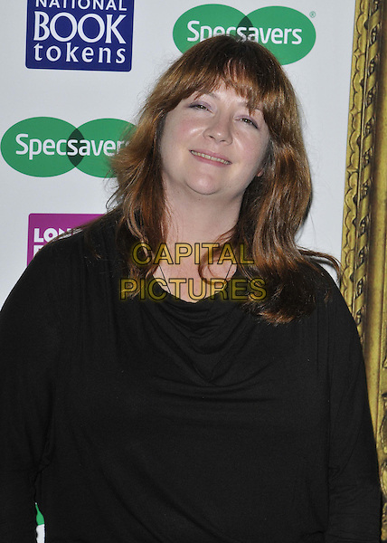 LONDON, ENGLAND - NOVEMBER 26: Eimear McBride attends the Specsavers National Book Awards 2014, Foreign &amp; Commonwealth Office, King Charles St., on Wednesday November 26, 2014 in London, England, UK. <br /> CAP/CAN<br /> &copy;Can Nguyen/Capital Pictures