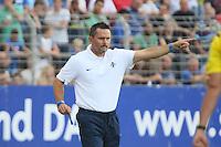 Trainer Dirk Schuster (SV 98) - SV Darmstadt 98 vs. SV Sandhausen, Stadion am Boellenfalltor
