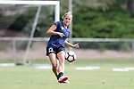 CARY, NC - AUGUST 24: Abby Dahlkemper. The North Carolina Courage held a training session on August 24, 2017, at WakeMed Soccer Park Field 7 in Cary, NC.