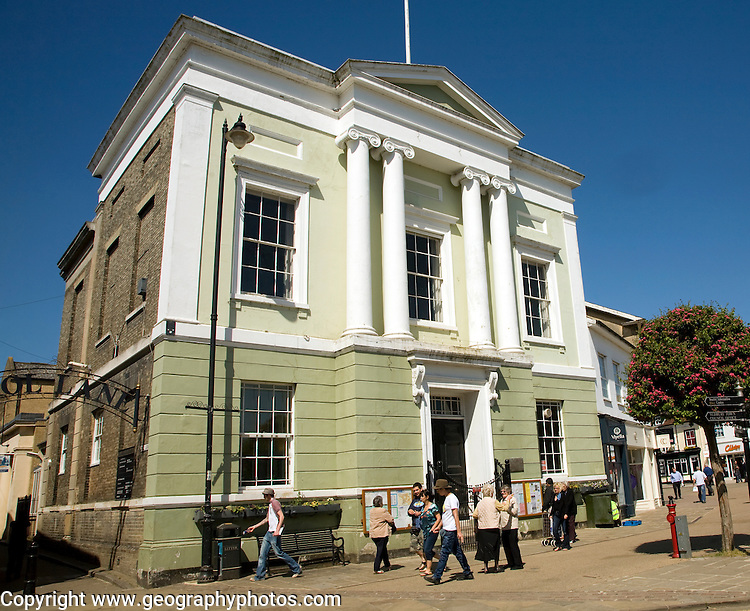 Town Hall, Sudbury, Suffolk, England