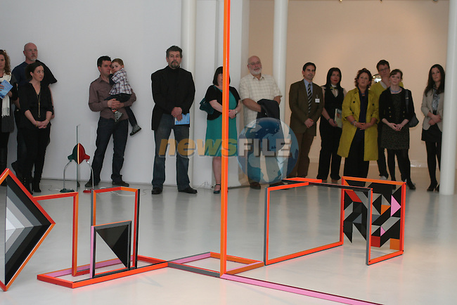 Opening of the Arts Festival in The Highlanes Gallery...Photo NEWSFILE/Jenny Matthews.(Photo credit should read Jenny Matthews/NEWSFILE)....This Picture has been sent you under the condtions enclosed by:.Newsfile Ltd..The Studio,.Millmount Abbey,.Drogheda,.Co Meath..Ireland..Tel: +353(0)41-9871240.Fax: +353(0)41-9871260.GSM: +353(0)86-2500958.email: pictures@newsfile.ie.www.newsfile.ie.FTP: 193.120.102.198.