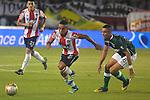 Atlético Junior 2-1 a Deportivo Cali en Barranquilla. Fecha 17 Liga Águila I-2016