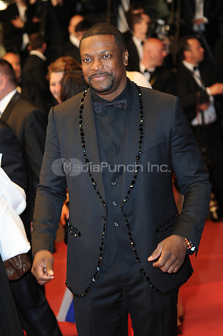 Chris Tucker at the 'Hands of Stone' screening during The 69th Annual Cannes Film Festival on May 16, 2016 in Cannes, France.<br /> CAP/LAF<br /> &copy;Lafitte/Capital Pictures /MediaPunch ***NORTH AND SOUTH AMERICA ONLY***