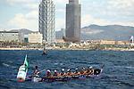 Liga San Miguel Corona 'La Caixa'.<br /> II Bandera Euskadi Basque Country.<br /> Hotel Arts &amp; Torre Mafre.