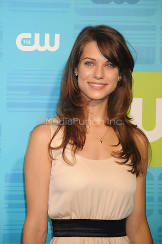 Lyndsy Fonseca at the 2010 CW Upfront Green Carpet Arrivals at Madison Square Garden in New York City. May 20, 2010.Credit: Dennis Van Tine/MediaPunch