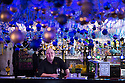 04/12/14<br /> <br /> Landlord and pub owner, Mark Thomas, 41, in the bar.<br /> <br /> The Hanging Gate pub in Chapel en le Frith, in the Derbyshire Peak District claims to have the largest display  of Christmas decorations inside its bar and restaurants. <br /> <br /> Full story here: http://www.fstoppress.com/articles/christmas-pub/<br /> <br /> ***ANY UK EDITORIAL PRINT USE WILL ATTRACT A MINIMUM FEE OF &pound;130. THIS IS STRICTLY A MINIMUM. USUAL SPACE-RATES WILL APPLY TO IMAGES THAT WOULD NORMALLY ATTRACT A HIGHER FEE . PRICE FOR WEB USE WILL BE NEGOTIATED SEPARATELY***<br /> <br /> <br /> All Rights Reserved - F Stop Press. www.fstoppress.com. Tel: +44 (0)1335 300098