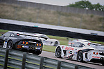 Fergus Walkinshaw - FW Motorsport Ginetta G55 & Marcus Hogarth - JHR Developments Ginetta G55
