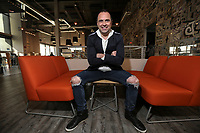 Feb. 22, 2019. San Diego, CA. USA| CEO of Mercato Bobby Brannigan has moved his company out west and works out of Downtown Works. | Photos by Jamie Scott Lytle. Copyright.