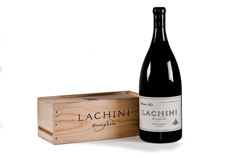 2009 Lachini Pinot Noir, Cuvee Giselle