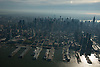 Aerial and Ground views of New York City Tourist Destinations