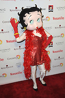 www.acepixs.com<br /> February 7, 2017  New York City<br /> <br /> Betty Boop attending the 14th annual Woman's Day Red Dress Awards at Jazz at Lincoln Center on February 7, 2017 in New York City.<br /> <br /> Credit: Kristin Callahan/ACE Pictures<br /> <br /> <br /> Tel: 646 769 0430<br /> Email: info@acepixs.com