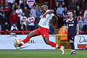 Barry Hayles scores. Mitchell Cole Benefit Match - Lamex Stadium, Stevenage - 7th May, 2013. © Kevin Coleman 2013. ..