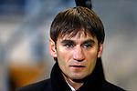 Nederland, Breda, 23 november 2012.Seizoen 2012-2013.Eredivisie .NAC Breda-ADO Den Haag.Nebojsa Gudelj, de nieuwe trainer-coach van NAC Breda.