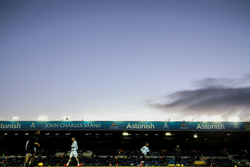 A general view of Elland Road, home of Leeds United FC<br /> <br /> Photographer Alex Dodd/CameraSport<br /> <br /> The EFL Sky Bet Championship - Leeds United v Norwich City - Saturday 2nd February 2019 - Elland Road - Leeds<br /> <br /> World Copyright © 2019 CameraSport. All rights reserved. 43 Linden Ave. Countesthorpe. Leicester. England. LE8 5PG - Tel: +44 (0) 116 277 4147 - admin@camerasport.com - www.camerasport.com