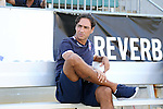 22 July 2016: Miami head coach Alessandro Nesta (ITA). The Carolina RailHawks hosted Miami FC at WakeMed Stadium in Cary, North Carolina in a 2016 North American Soccer League Fall Season game. The game ended in a 3-3 tie.