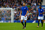 Everton's Kevin Mirallas during the pre season friendly match at Goodison Park Stadium, Liverpool. Picture date 6th August 2017. Picture credit should read: Paul Thomas/Sportimage
