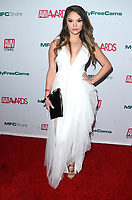 LOS ANGELES - NOV 21:  Athena Faris at the 2020 AVN Awards Nominations Party at the Avalon on November 21, 2019 in Los Angeles, CA