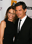 BEVERLY HILLS, CA. - October 27: Actor Josh Brolin and actress wife Diane Lane arrive at the 12th Annual Hollywood Film Festival Awards Gala at the Beverly Hilton Hotel on October 27, 2008 in Beverly Hills, California.