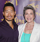 'The King & I welcomes Marin Mazzie and Daniel Dae Kim