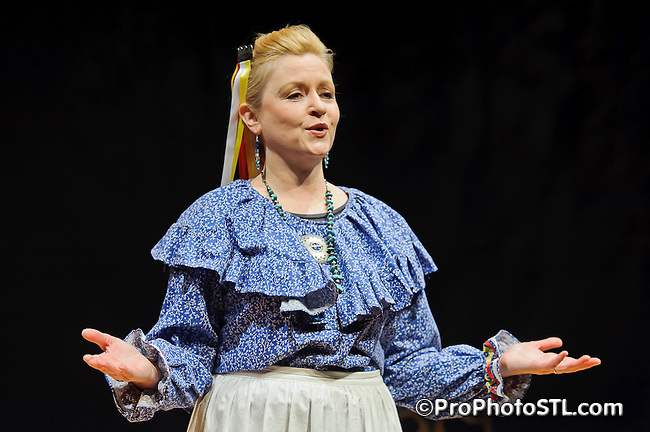 """""""Portrait of My People"""" by Erin Kelley presented by Avalon Theatre Company in Crestwood, MO."""