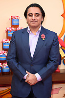 "Sanjeev Bhaskar<br /> at the ""Paddington 2"" premiere, NFT South Bank,  London<br /> <br /> <br /> ©Ash Knotek  D3346  05/11/2017"