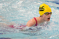 Picture by Richard Blaxall/SWpix.com - 14/04/2018 - Swimming - EFDS National Junior Para Swimming Champs - The Quays, Southampton, England - Emily Holder of Harrogate during the Women's MC 200m Individual Medley