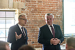 Polish delegation at the Hub