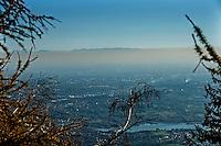 inquinamento dell'aria, Varese Campo dei fiori