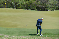 Tyrrell Hatton (ENG) putts from off the green on 2 during day 2 of the WGC Dell Match Play, at the Austin Country Club, Austin, Texas, USA. 3/28/2019.<br /> Picture: Golffile | Ken Murray<br /> <br /> <br /> All photo usage must carry mandatory copyright credit (© Golffile | Ken Murray)