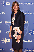 LONDON, UK. October 15, 2019: Katherine Grainger at the National Lottery Awards 2019, London.<br /> Picture: Steve Vas/Featureflash
