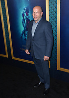 J. Miles Dale at the Los Angeles premiere of &quot;The Shape of Water&quot; at the Academy of Motion Picture Arts &amp; Sciences, Beverly Hills, USA 15 Nov. 2017<br /> Picture: Paul Smith/Featureflash/SilverHub 0208 004 5359 sales@silverhubmedia.com