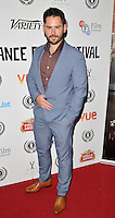 "Martin Delaney attends the ""My Hero"" Raindance Film Festival UK film premiere, Vue Piccadilly cinema, Lower Regent Street, London, England, UK, on Friday 25 September 2015. <br /> CAP/CAN<br /> ©Can Nguyen/Capital Pictures"