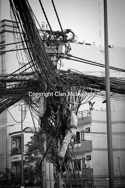 Vietnam, Ho Chi Minh City, Saigon, Street life, Traffic, Transport