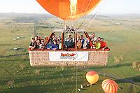 20160109 January 09 Hot Air Balloon Gold Coast